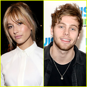 Hailey Baldwin Denies Dating 5SOS' Luke Hemmings