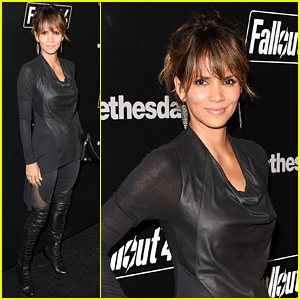 Halle Berry Gives First Interview Since Filing for Divorce (Video)