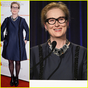 Hillary Clinton Would Want Meryl Streep to Play Her in a Movie!