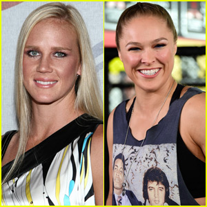Holly Holm Is Open To A Rematch With Ronda Rousey