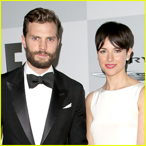 Jamie Dornan's Wife Is Pregnant with Their Second Child!