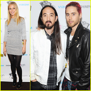 Jared Leto & Gwyneth Paltrow Make Their Mark At Fast Company Innovation Fest 2015!