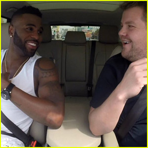 Jason Derulo & James Corden Jump on a Tour Bus During Carpool Karaoke - Watch Now!