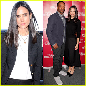 Jennifer Connelly Thinks Her Eyebrows Keep Her From Being Cast in Comedies!