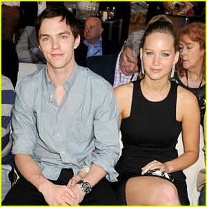 Jennifer Lawrence Gets Emotional Talking Nicholas Hoult Split
