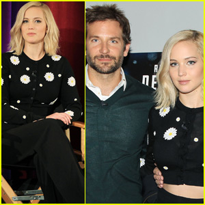 Jennifer Lawrence & Bradley Cooper Support 'Joy' at NYC Screening
