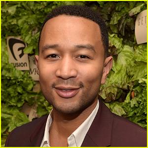 John Legend Drops Holiday Song 'Under the Stars' – Listen Now! | First Listen, John Legend ...