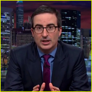 John Oliver Curses Out Paris Attackers: 'F--k These A--holes'