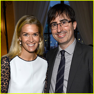 John Oliver & Wife Kate Welcome First Child - a Baby Boy!