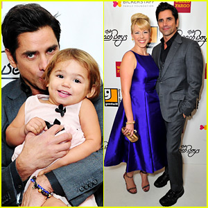 John Stamos on Having Kids: 'When the Time Is Right, It'll Happen'