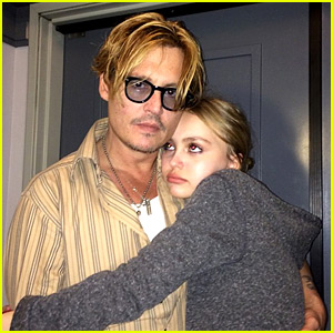 Johnny Depp Talks About Lily-Rose's Hospitalization in 2007