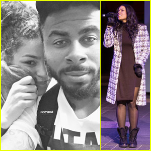 Jordin Sparks Shares Sweet Pic With Boyfriend Sage the Gemini