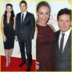 Julianna Margulies Brings Her Hot Husband to Michael J. Fox's Parkinson's Benefit Gala