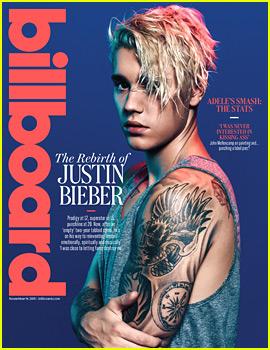 Justin Bieber Talks His Full Frontal Pics, Selena Gomez & More with 'Billboard'