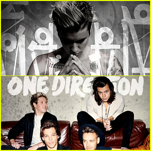 Justin Bieber Expected to Top One Direction on 'Billboard 200'