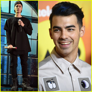 Justin Bieber Wins HALO Hall Of Famer at HALO Awards 2015