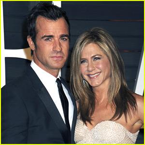 Jennifer Aniston & Justin Theroux Haven't Even Seen Their Wedding Photos Yet!
