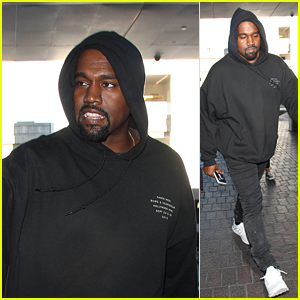 Kanye West Can't Stop Saying Thank You to Paparazzi!