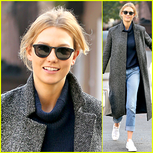 Karlie Kloss Still Has Love for Her Angels