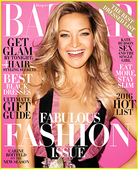 Kate Hudson Opens Up About Being a Single Lady Again