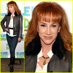 Kathy Griffin Wants Donald Trump to Be Elected & Impeached