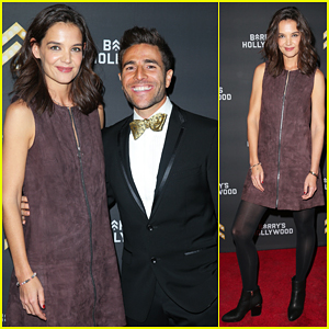 Katie Holmes Checks Into Mental Hospital In 'Touched With Fire' - Watch Trailer Now!