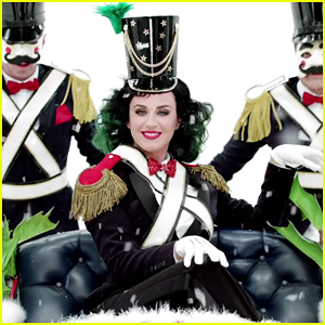Katy Perry Debuts Happy & Merry H&M Commercial - Watch Now!