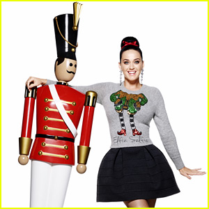 Katy Perry Is Ready For the Holidays with H&M's New Campaign!