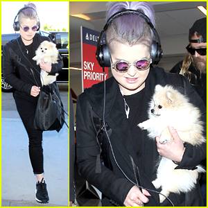 Kelly Osbourne Confirmed as Australia's Got Talent Judge Just Before Birthday!