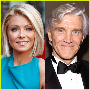 Kelly Ripa Pays Tribute to TV Dad David Canary After His Death