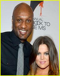 Khloe Kardashian Tweets Pic from Lamar Odom's Hospital Room