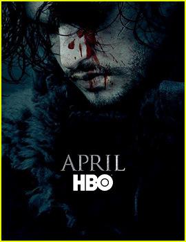 Kit Harington's Jon Snow Seems Alive on 'Game of Thrones' Season 6 Poster!