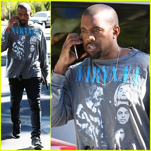 Kanye West & Kim Kardashian Dabble in Flipping Houses