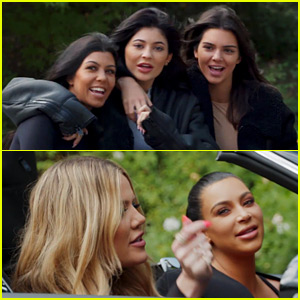 The Kardashian-Jenner Sisters Made Kris an Awesome 60th Birthday Video Tribute - Watch Now!