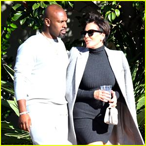 Kris Jenner & Boyfriend Corey Gamble Are Inseparable in L.A.