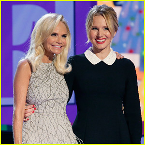 Kristen Bell & Kristin Chenoweth Reunite for ABC's Charlie Brown Christmas Special!