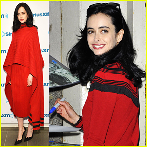 Krysten Ritter Gets Nothing But Praise From 'Jessica Jones' Co-Star David Tennant!