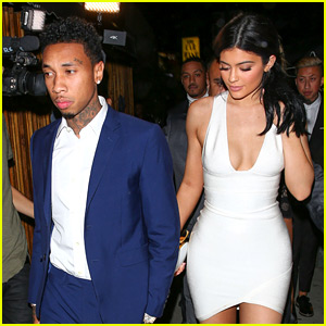 Kylie Jenner & Tyga Photographed Together After Reported Split