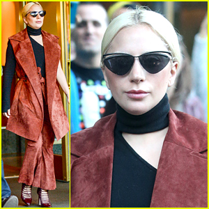Lady Gaga Just Received Her First Ever Acting Nomination