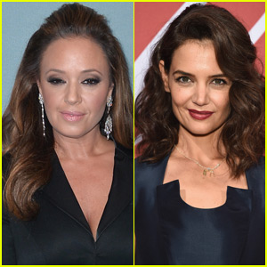Leah Remini: Katie Holmes Had 'Balls' to Leave Scientology