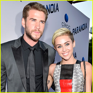 Liam Hemsworth Adopts a Dog with Ex Miley Cyrus' Help!