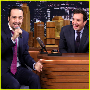 Hamilton's Lin-Manuel Miranda Impresses Jimmy Fallon with Freestyle Raps!