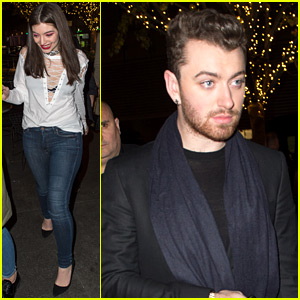 Lorde & Sam Smith Join Disclosure for 'SNL' Performances - Watch Now!