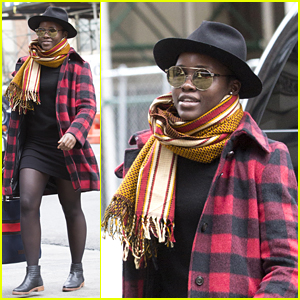 Lupita Nyong'o Is Counting Down the Days Until Broadway!
