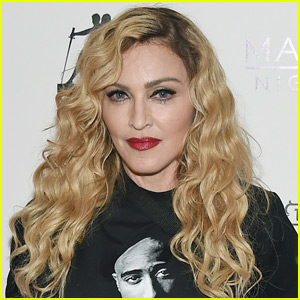 Madonna Gives Tearful Speech on Paris Attacks (Video)
