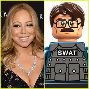 Mariah Carey Joins 'The Lego Batman Movie' Voice Cast