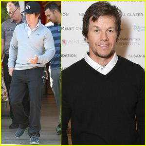 Mark Wahlberg Shows Support for Families of Fallen Soldiers
