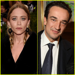 Mary-Kate Olsen & Olivier Sarkozy Marry in NYC - Report