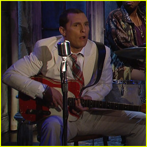 McConaughey Hosts 'Saturday Night Live' - Watch All of His Sketches Right Here!