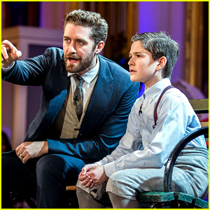 Matthew Morrison Takes 'Finding Neverland' to the White House